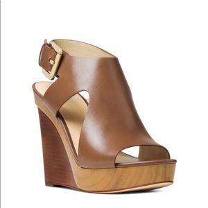 Michael Kors Josephine wedge sandal